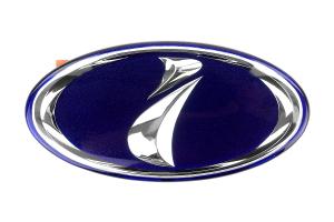 STI JDM i (Impreza) Badge Blue ( Part Number: 93011FE000)