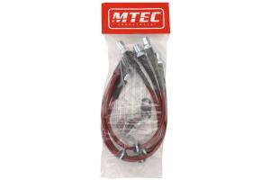 MTEC Industries Brake Lines Red - Scion FR-S 2013-2016 / Subaru BRZ 2013+ / Toyota 86 2017+