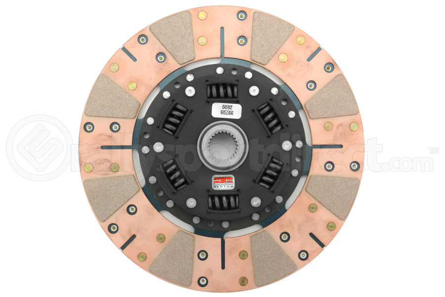 Competition Clutch Replacement Segmented Ceramic Clutch Disc (Part Number:99708-2600)