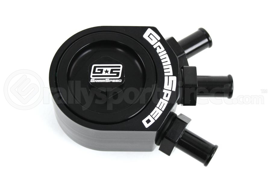 GrimmSpeed Air Oil Separator ( Part Number:GRM 078006)
