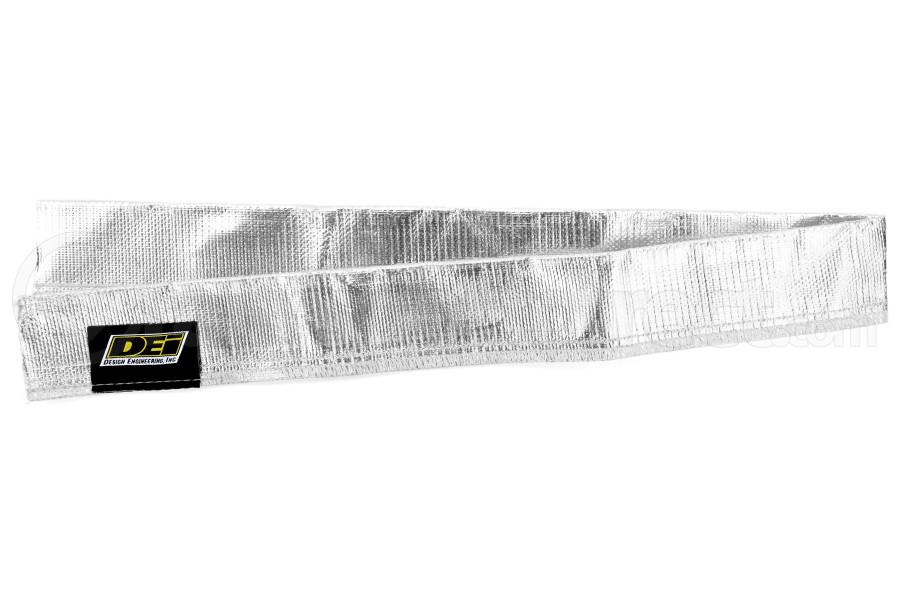 DEI Heat Sheath Aluminzed Sleeving 1in x 3ft (Part Number:010419)