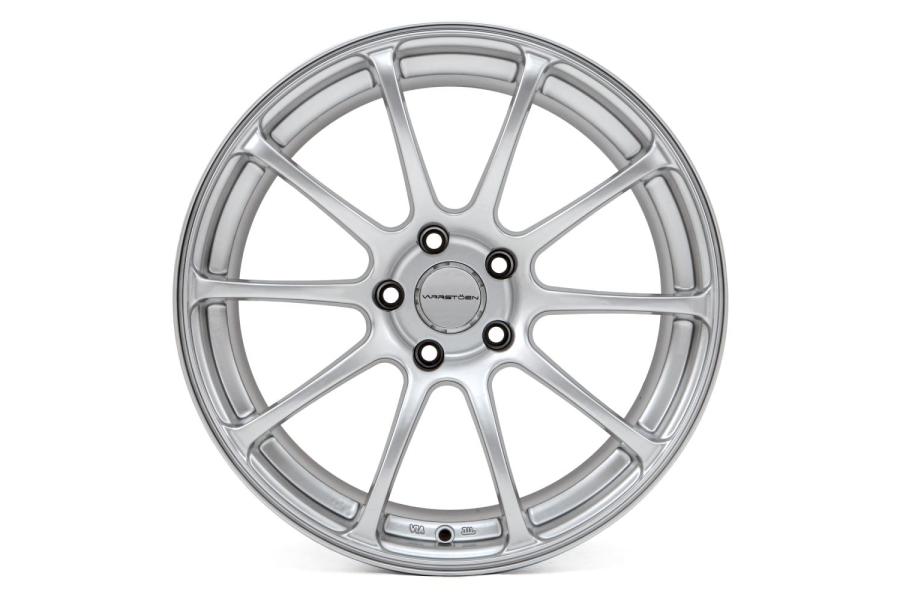 Varrstoen MK9 18x9.5 +34 5x114.3 Hyper Silver - Universal