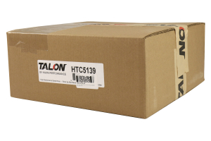 Hawk Talon Cross Drilled and Slotted Rear Rotor Pair - Subaru Models (inc. 2002-2005 WRX)