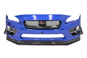 OLM Carbon Fiber Extension Lip for VA Style Lips - Subaru WRX / STI 2015-2017
