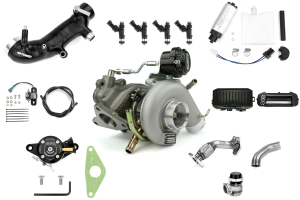 RallySport Direct Street Edition Turbo Kit 06-07 WRX / 07 STi ( Part Number: TKIT1)
