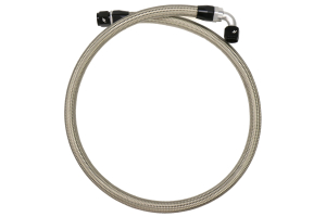 Mishimoto 4ft Stainless Steel Braided Hose w/-10AN Fittings - Universal