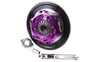 XClutch Twin Solid Ceramic Clutch Kit - Subaru Models (Inc. WRX 2002 - 2005)