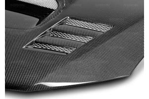 Seibon Carbon Fiber CWII Style Hood (Part Number: )