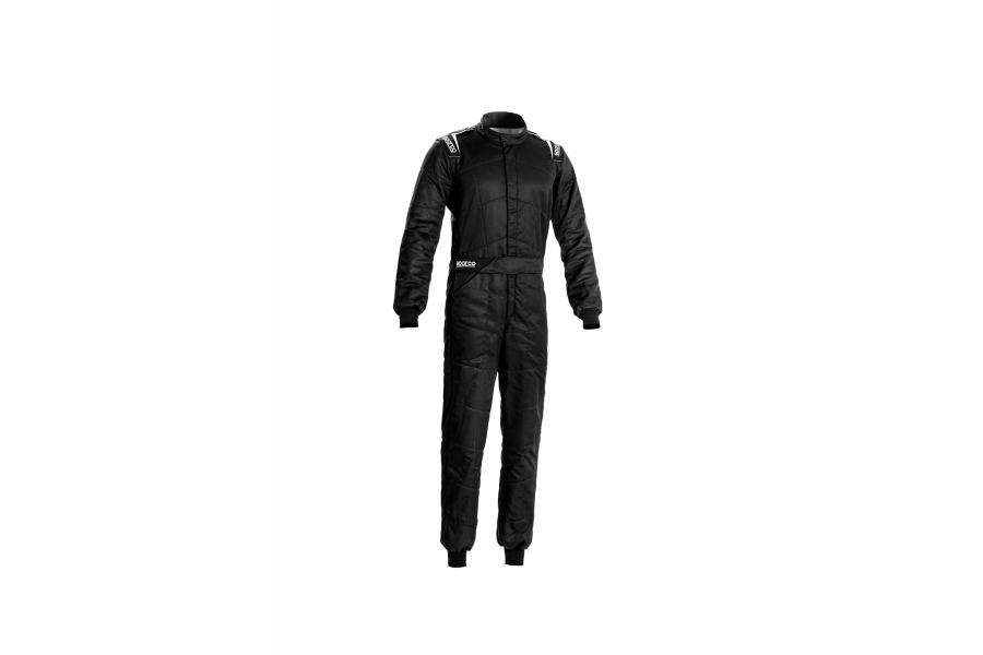 Sparco Sprint Racing Suit Black - Universal
