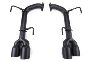 Remark Stealth Black Axleback Exhaust - Subaru WRX / STI 2015-2020