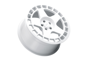 fifteen52 Turbomac 18x8.5 +45 5x112 Rally White - Universal