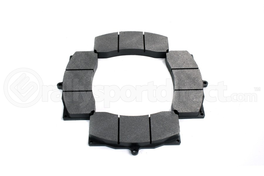 Hawk DTC-70 Brake Pads Stoptech ST-60 (Part Number:HB122U.710)