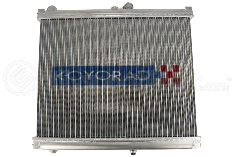Koyo Aluminum Racing Radiator Manual Transmission - Mazda RX-7 1986-1988