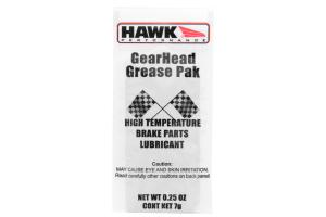 Hawk HPS Rear Brake Pads - Subaru Models (inc. 1991-1994 Legacy Sport) / Mitsubishi Models
