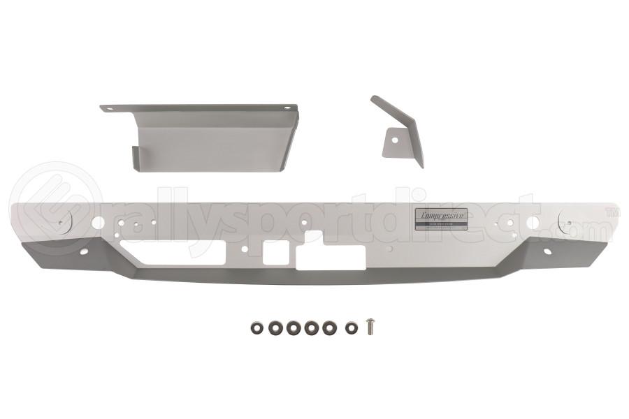 Compressive Tuning Smart Flow Radiator Shroud Silver - Subaru WRX / STI 2015+