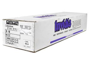 Invidia Q300 Catback Exhaust (Part Number: )