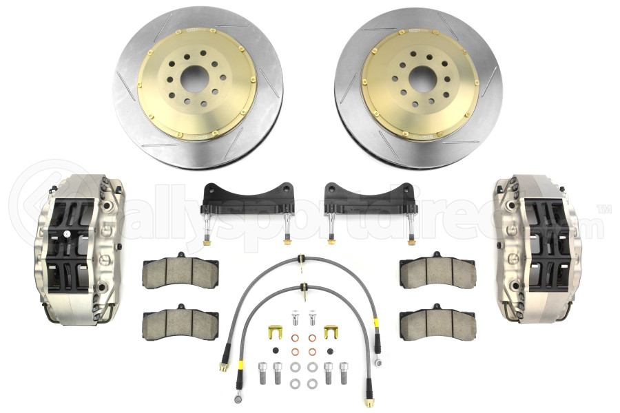 Stoptech ST-60 Trophy Style Front Big Brake Kit (Part Number:83.838.6700.R1)