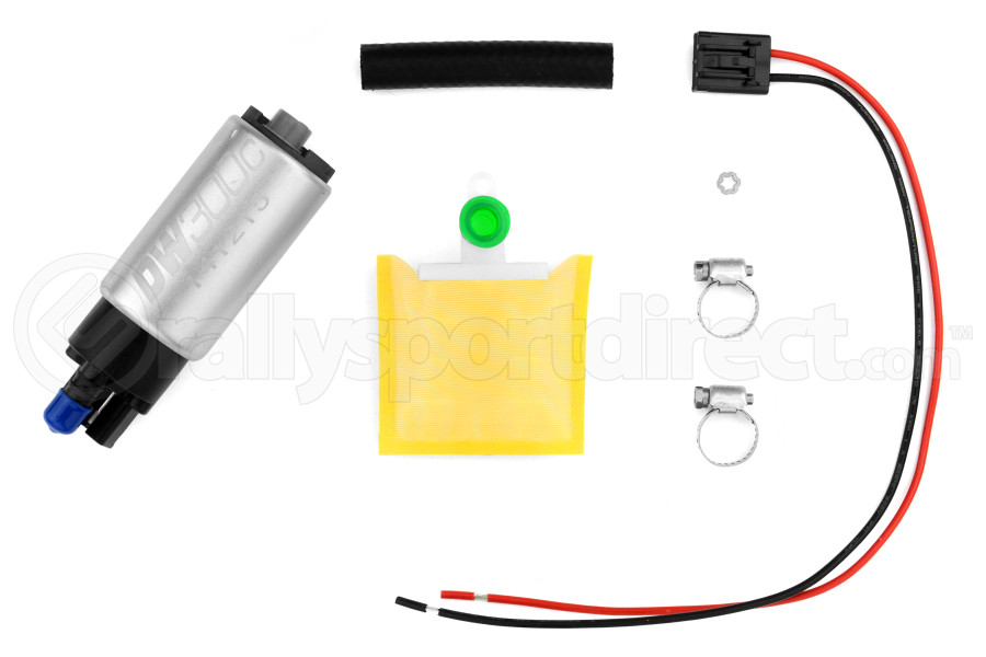 DeatschWerks DW300c Series Fuel Pump w/ Install Kit (Part Number:9-307-1000)