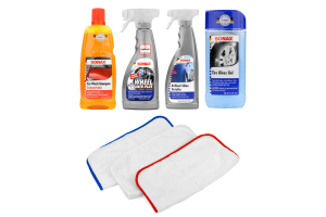 Complete Auto Exterior Cleaning Kit (Part Number: )