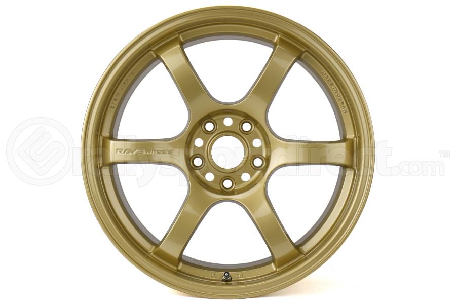 Gram Lights 57DR 18x9.5 +38 5x114.3 E8 Gold - Universal