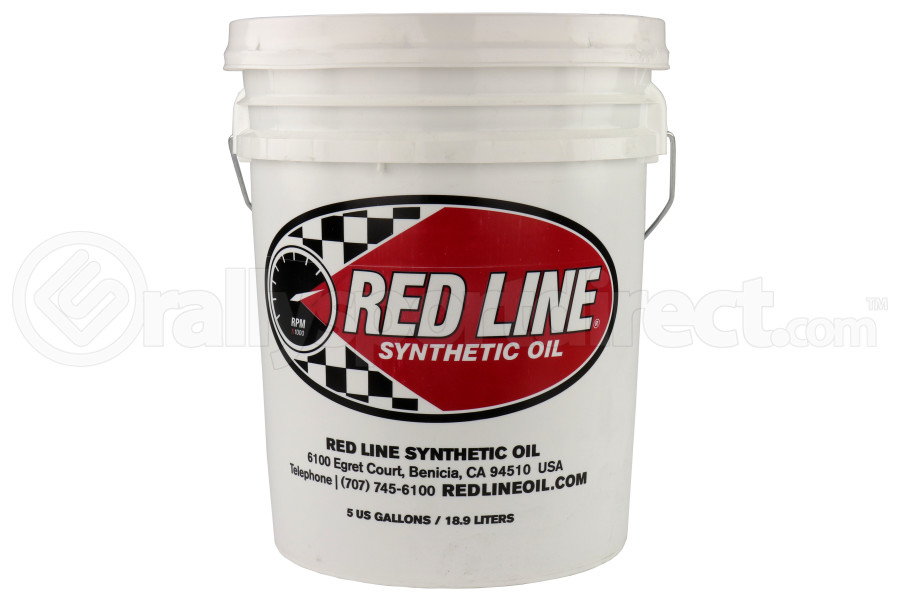 Red Line 5W40 Motor Oil - 5gl - Universal