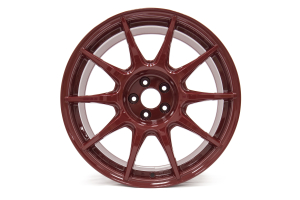 Work Wheels MCO Type CS F-Face 18x8 +47 5x100 Red - Universal