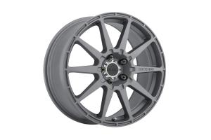 Method Race Wheels MR501 Rally 17x8 5x100 +42 Titanium - Universal