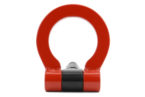 Beatrush Rear Tow Hook Red (Part Number: )