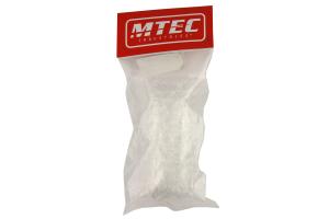 MTEC Industries Shift Knob White - Subaru 6MT Models (inc. 2004+ STI / 2015+ WRX)