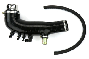 COBB Tuning Silicone Turbo Inlet Black (Part Number: )