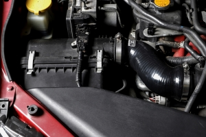 GrimmSpeed Post MAF Hose Kit Black - Subaru WRX / STI 2002-2007