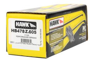 Hawk Performance Ceramic Brake Pads (Part Number: )