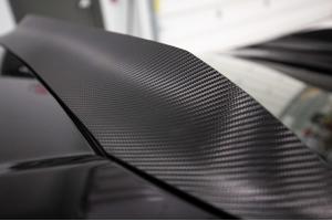 OLM Carbon Wrap Roof Spoiler - Scion FR-S 2013-2016 / Subaru BRZ 2013+ / Toyota 86 2017+