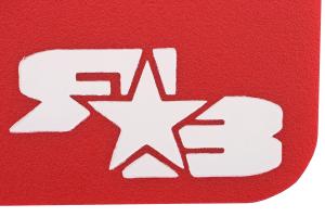 RokBlokz Rally Mud Flaps - Ford Focus ST 2013+