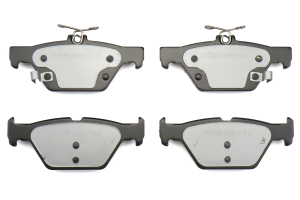 Stoptech PQ Pro Brake Pads Rear - Subaru Models (Inc. 2015+ WRX w/ Eyesight)