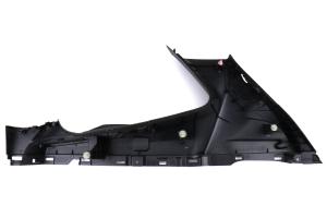 Subaru JDM tS Black Driver Side Upper D Pillar - Subaru Forester 2014 - 2018