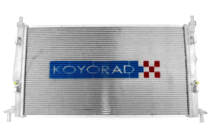 Koyo Aluminum Racing Radiator - Mazdaspeed3 2010-2013