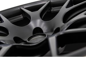 Apex EC-7R 17x9.5 +40 5x100 Satin Black - Universal
