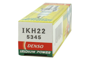 Denso Iridium Power Plug One Step Colder IKH22 ( Part Number:DEN 5345-IKH22)