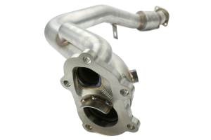 Grimmspeed LIMITED Catted Downpipe 3in ( Part Number:GRM 007060)