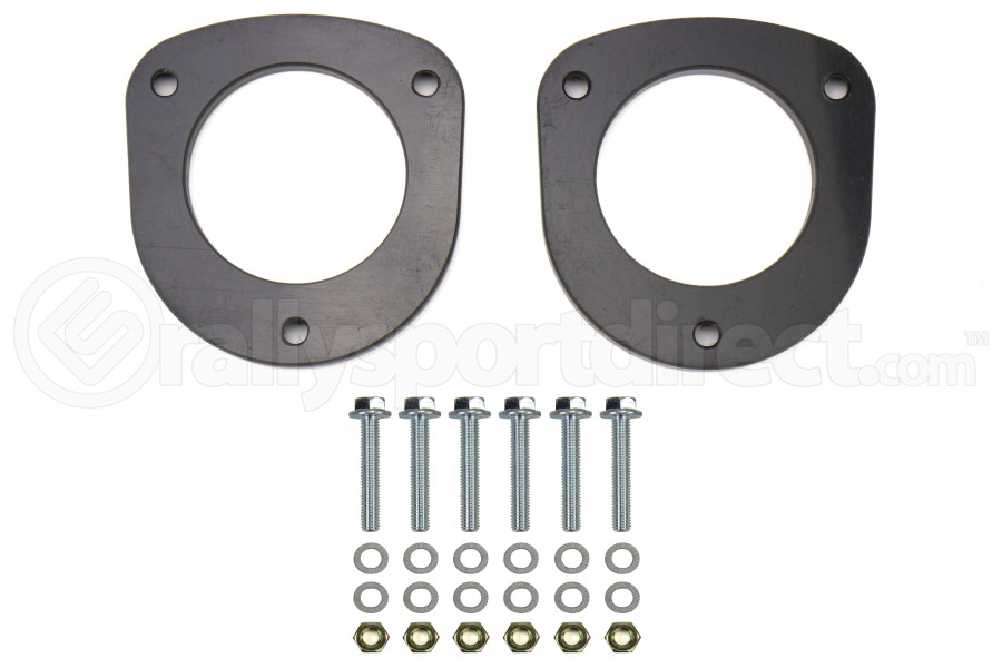 Subtle Solutions 1/2in Saggy Butt Rear Spacer Set (Part Number:SUS-500R-PBK)