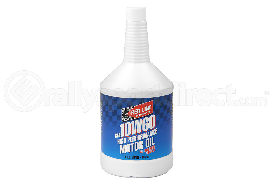Red Line 10W60 Motor Oil 1QT (Part Number:11704)