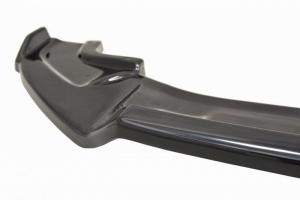 Maxton Gloss Black V2 Front Splitter  (Part Number: )