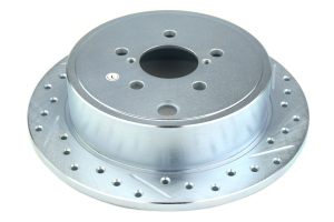 Stoptech C-Tek Sport Drilled and Slotted Rotor Single Rear Left (Part Number: 227.47029L)