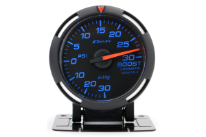 Defi Blue Racer Boost Gauge Imperial 52mm 30 PSI ( Part Number:DEF1 DF06501)