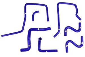 Mishimoto Silicone Ancillary Hose Kit Blue (Part Number: )