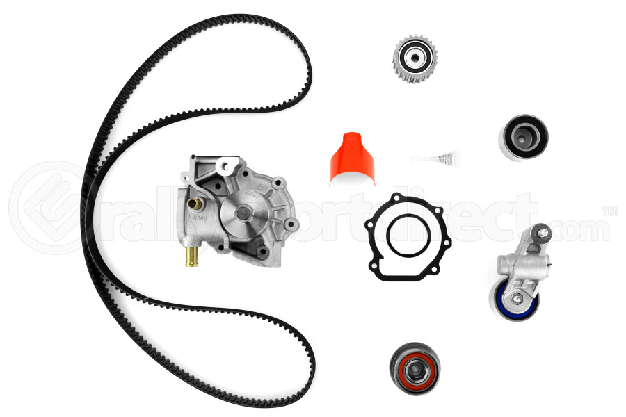 gates timing belt kit w water pump w automatic