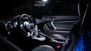 OLM LED Interior Accessory Kit - Subaru BRZ 2017+ / Toyota 86 2017+