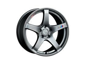 SSR GTV01 17x7 +50 4x100 Glare Silver - Universal