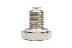 Dimple Magnetic Transmission Plug M10x1.5x12 ( Part Number:DIM M10X1.5X12)